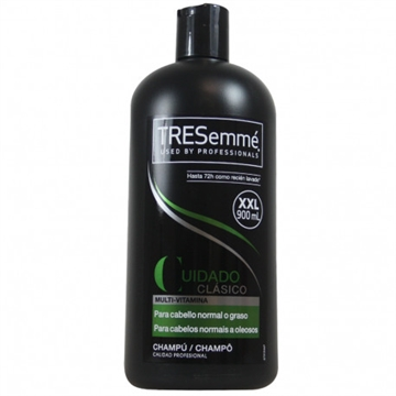 Tresseme© Shampoo 900 ml  Classic Care