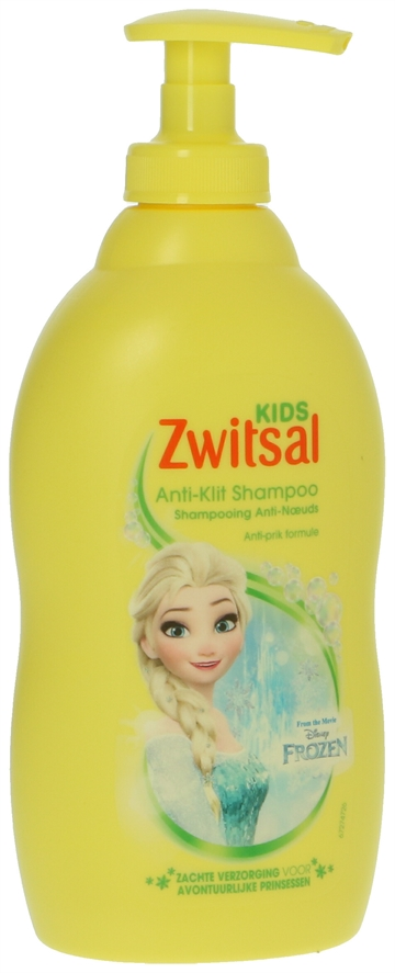 Zwitsal Shampoo - Girls Anti-Klit 400ml