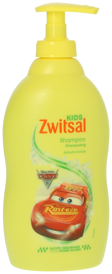 Zwitsal Shampoo - Kids Cars 400ml