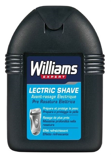 Williams Pre-Shave Lotion 100ml Electric Shave