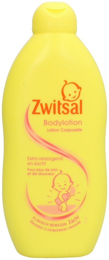 Zwitsal Body Lotion 400ml