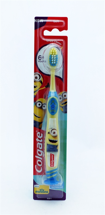 Colgate Toothbrush Smiles 6+Years