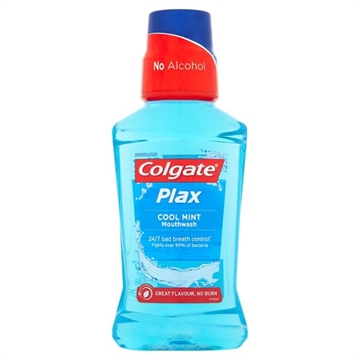 Colgate Plax Mouthwash Coolmint 250ml