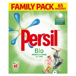 Persil Powder Bio 65 Wash 4.225Kg