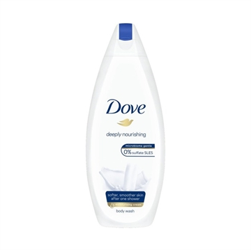 Dove Bodywash Deeply Nourishing 225ml