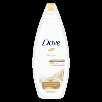 Dove Bodywash Softening Silk 225ml