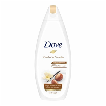Dove Bodywash Shea Butter 225ml