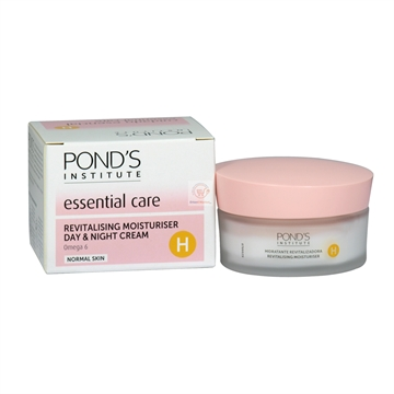Ponds Cream 50 ml Moisturizing Night & Day Normal Skin
