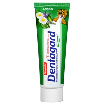 Dentagard Toothpaste 75ml Original In The Tube
