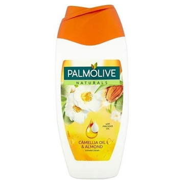 PALMOLIVE SHOWER CREAM CAMELLIA OIL & ALMOND 250ML