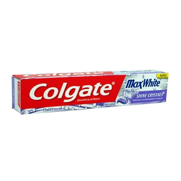 Colgate Toothpaste Max White Shine 75ml
