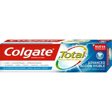 Colgate toothpaste 75 ml Total advanced visual effect