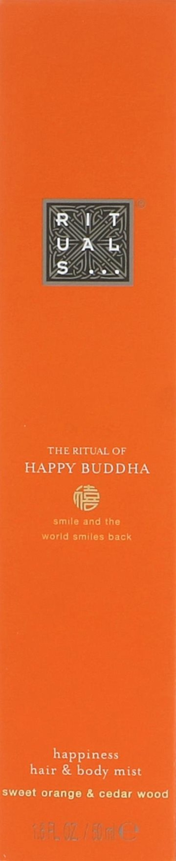 Rituals Happy Buddha Hair & Body Mist 50ml