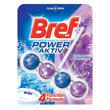 Bref WC Power Active 50 gr Lavender