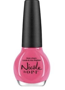 Opi Nicole By Opi Nail Lacquer 15ml City-Pretty Rose