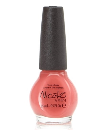 Opi Nicole By Opi Nail Lacquer 15ml Reach Out