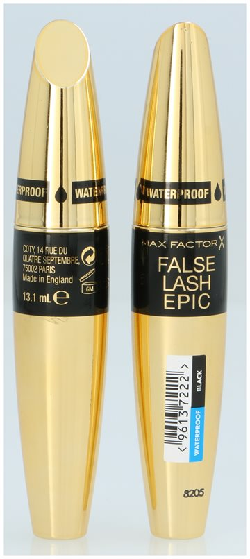 Max Factor False Lash Effect Epic Mascara Black WP 13,1 ml