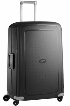 Samsonite S' Cure Kuffert 55Cm Sort