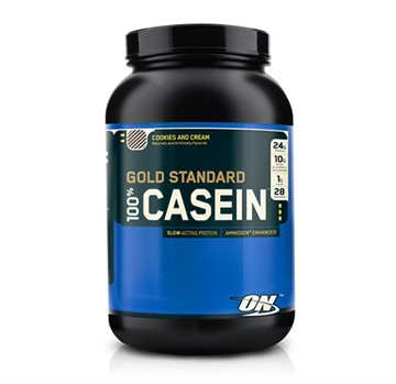 Optimum Nutrition 100 Casein 896 g cookies & cream