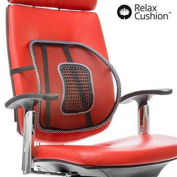Comfort Air Chair Relax Cushion Transportabel Støtte