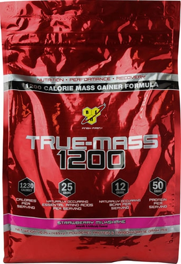 BSN True Mass 1200 Weight Gainer Proteinpulver 4,8 kg