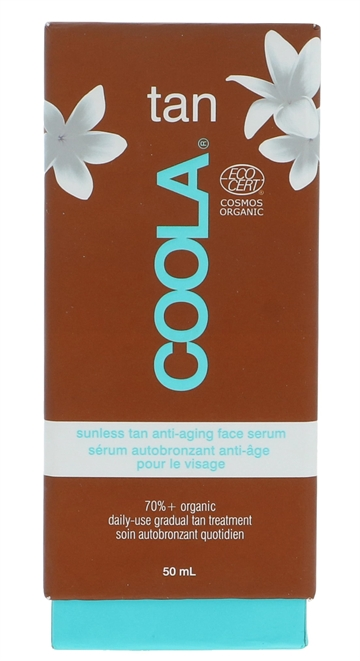 Coola Tan Sunless Tan Face Serum 50ml