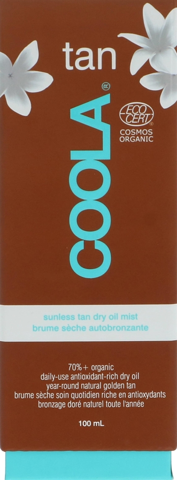 Coola Tan Sunless Tan Dry Oil Mist 100ml