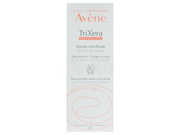 Avene TriXera Nutrition Nutri-Fluid Balm 200ml