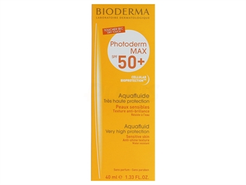 Bioderma Photoderm Max Aquafluide SPF50+ 40ml