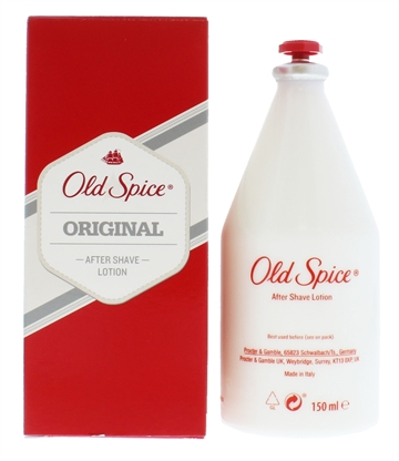Old Spice Aftershave Lotion Orig 150ml