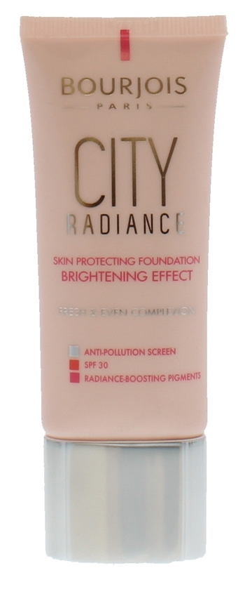Bourjois City Radiance 30ml Foundation Rose Ivory 001