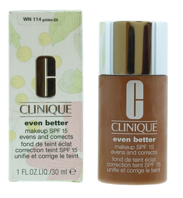 Clinique Even Better Make Up SPF15 30ml nr.114 Golden