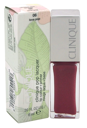 Clinique Pop Lacq Lip & Primer Love 06