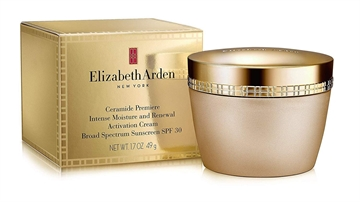 Elizabeth Arden 50ml Ceramide Premiere Intense Moisture And Renewal Activation Cream SPF 30