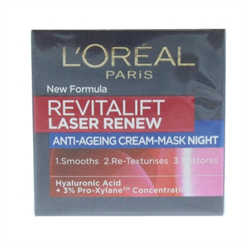 L'Oréal Revitalift 50ml Night Cream Laser Renew