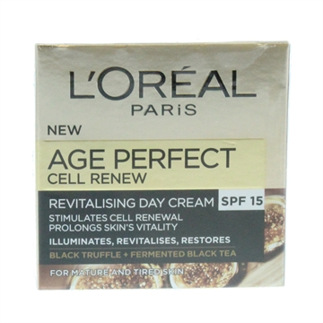 L'Oréal Age Perfect 50ml Day Cream Cell Renew