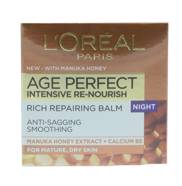 L'Oréal Age Perfect 50ml Manuka Honey Night Cream