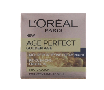 L'Oréal Age Perfect 50ml Golden Age Night Cream