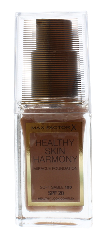 Max Factor Healthy Found Soft Sable 100