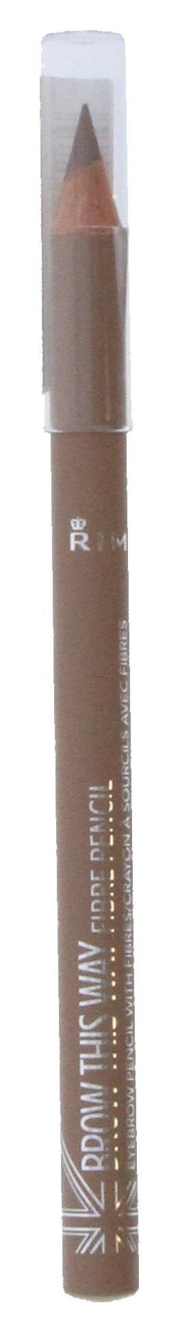 Rimmel Brow This Way Fibre Pencil Light