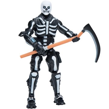 Fortnite - 10 cm Solo Mode Core Figur - Skull Trooper