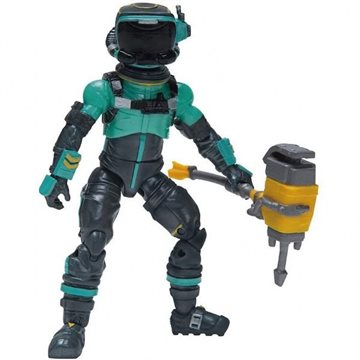 Fortnite - 10 cm Solo Mode Core Figur - Toxic Trooper