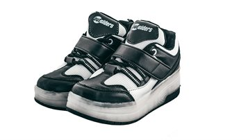 Outsiders - Roller Shoes Black/Silver (size: 32)