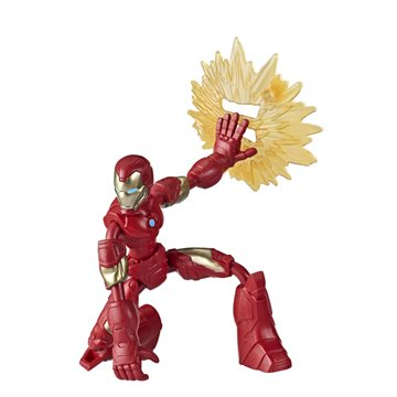 Avengers - Bend and Flex - Iron Man - 15 cm
