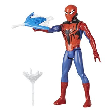 Spider-Man - Titan Hero - Blast Gear Spider-Man - 30 cm
