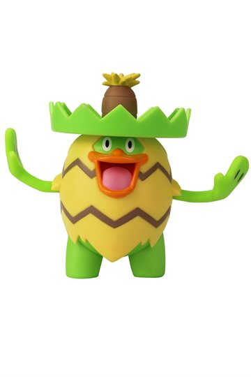 Pokemon - Battle Featur Figur - Ludicolo (11 cm)