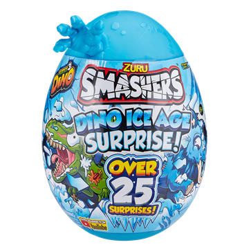 Smashers - Dino Ice Age - Big Egg