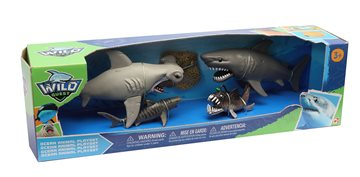 Wild Quest - Ocean Animal Playset (549005)