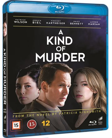 A Kind Of Murder - Blu-Ray