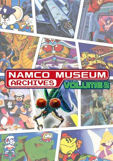 Namco Museum Archives Volume 2 - Nintendo Switch